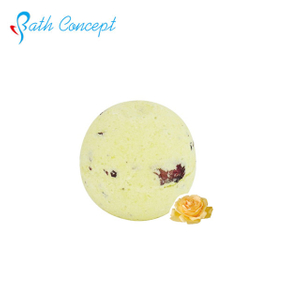Wholesale colorful ball shape bath bombs and bath fizzer