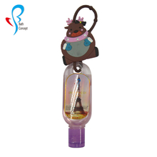 30Ml Silicone Lovely Cartoon Hand Sanitizer Holder For Kids